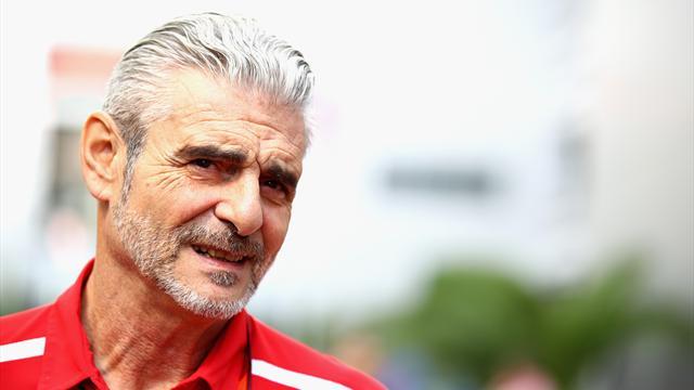 Arrivabene n'apprécie pas la fuite autour de la surveillance du moteur Ferrari