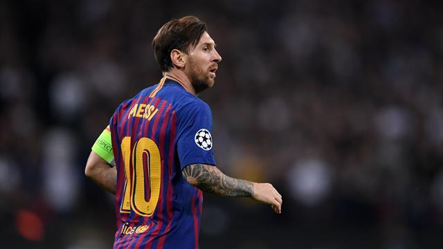Quand City n'a pas réussi à convaincre Messi...