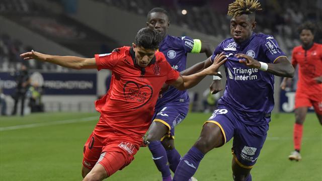 Nice - Toulouse seule affiche entre L1 en 32es, le PSG jouera une National 3