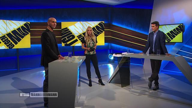 Mann gegen Mann - die ganze Sendung: Endet das Titel-Abo der Bayern?