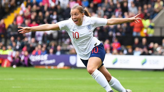 Kirby eyes World Cup win for equal pay boost