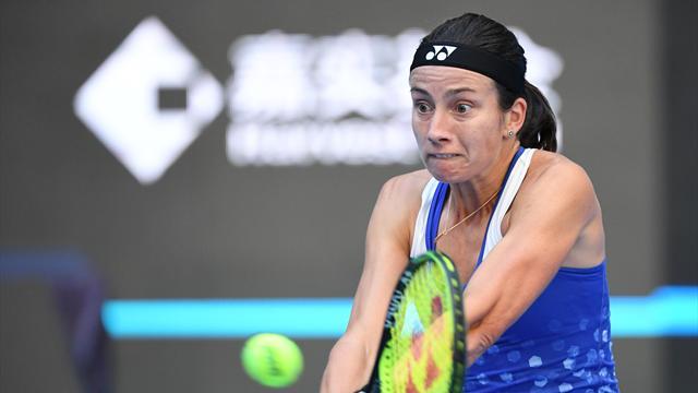 Sevastova to face Wozniacki in Beijing title clash