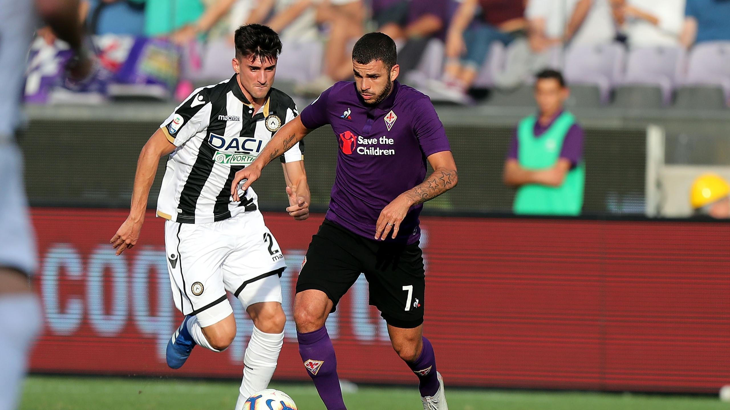 Maillot Domicile Fiorentina VALENTIN EYSSERIC