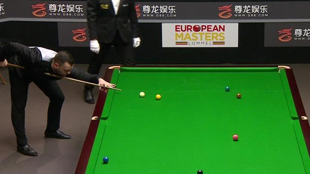 Jimmy Robertson progresses to first ranking tournament final