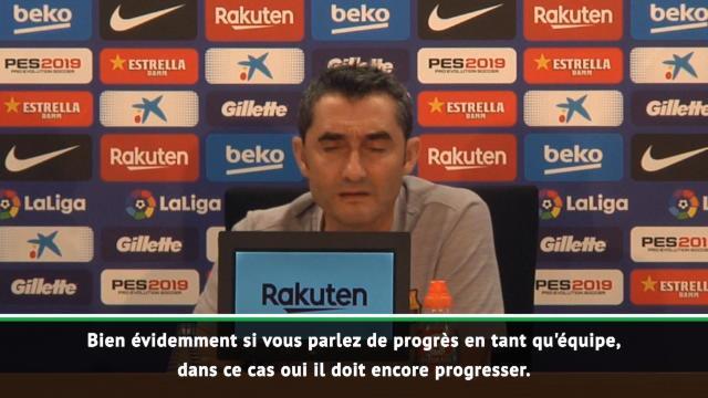 Valverde défend Dembele après le recadrage de Deschamps