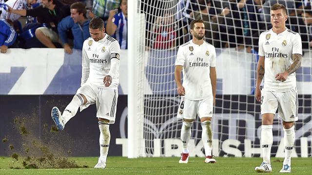 Ramos : «Ce serait une folie de changer d'entraîneur»