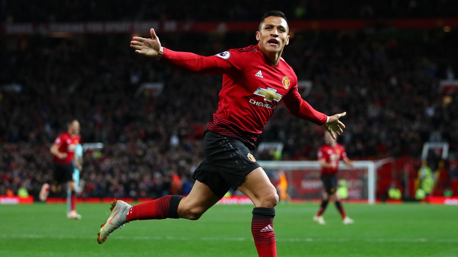 e88477921b4 Football news - Paper Round  Alexis Sanchez wages preventing deals for  Martial and De Gea