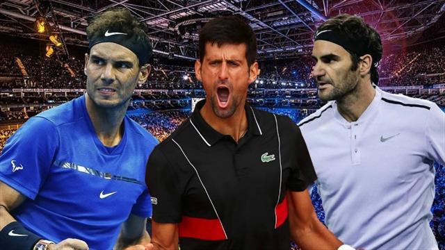 👏😘 El nuevo (y emotivo) galardón para Nadal, premiado junto a Djokovic, Federer y otro español
