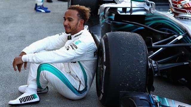 """Hamilton: """"Gare noiose, sono favorevole all'inversione della griglia di partenza"""""""