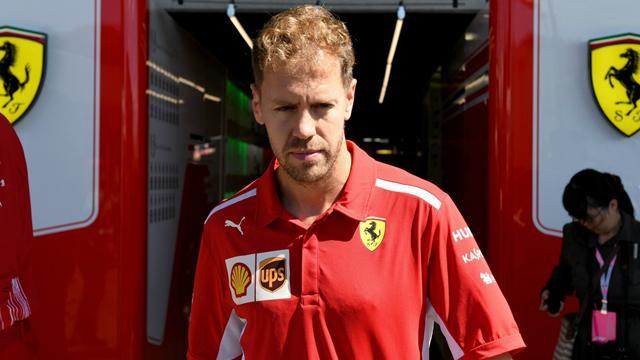 """Vettel : """"Est-ce que vous demandez à Verstappen s'il y réfléchit à deux fois avant de défendre ?"""""""