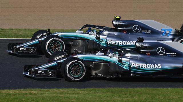 Wolff befürchtet Ende der Mercedes-Dominanz