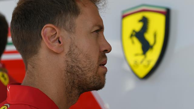 """Bin Teil des Teams"": Vettel bleibt bei Ferrari"