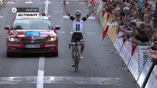 Kragh Andersen til topp i Paris-Tours