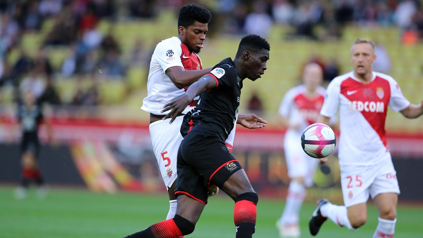 Ligue 1 monaco rennes en direct ligue 1 2018 2019 football eurosport - Resultat coupe de la ligue en direct ...