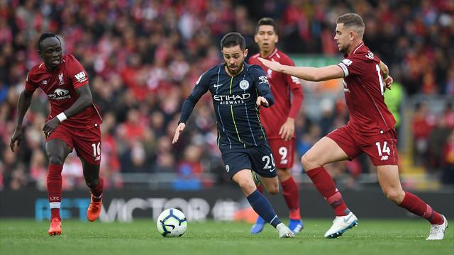 Liverpool-Manchester City maçı golsüz bitti