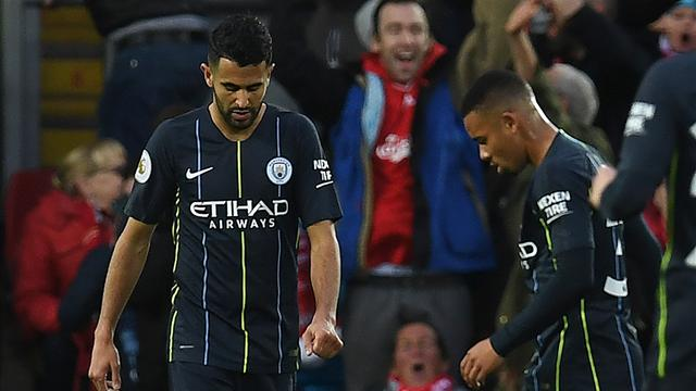 The Mahrez penalty incident that left Gabriel Jesus disappointed