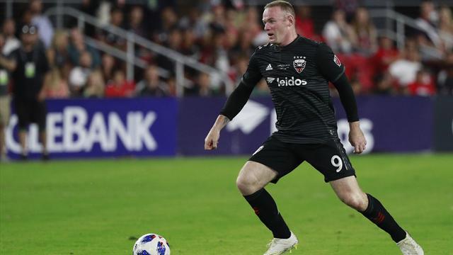 Höjdpunkter: Rooney åter hjälte - gjorde båda målen när D.C. vände