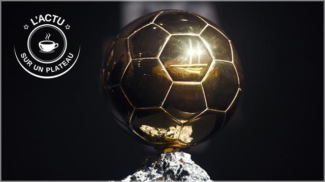 Benzema et Cavani dans les 5 premiers nominés — Ballon d'Or
