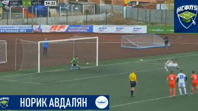 Пенальти-сальто в русской студенческой лиге восхитило американские СМИ