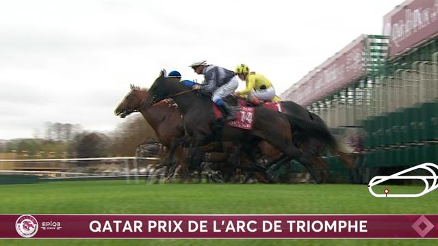 Longines Race of the Week - Prix de l'Arc de Triomphe