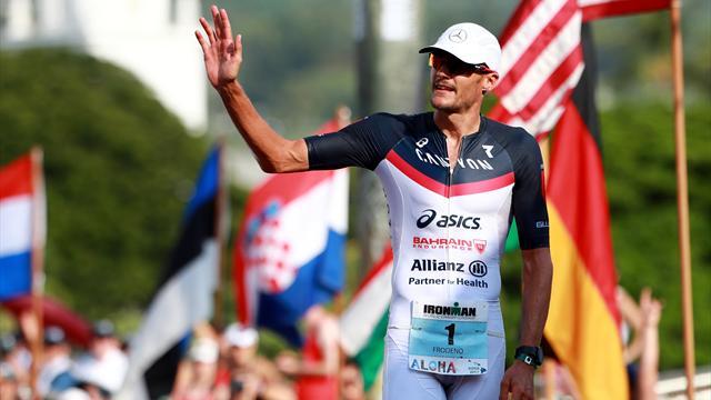 """Nach Ironman-Absage: Frodeno will 2019 """"alle fressen"""""""
