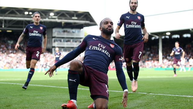 Alexandre Lacazette blasts English fans and hints at shock Gunners exit