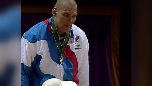 Olympia-Legenden | Karelin - das dritte Gold 1996 (5/7)
