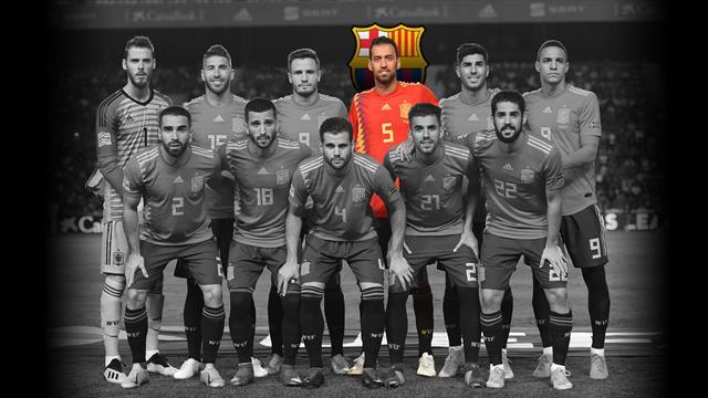 Comment le Barça a cessé de fournir l'Espagne