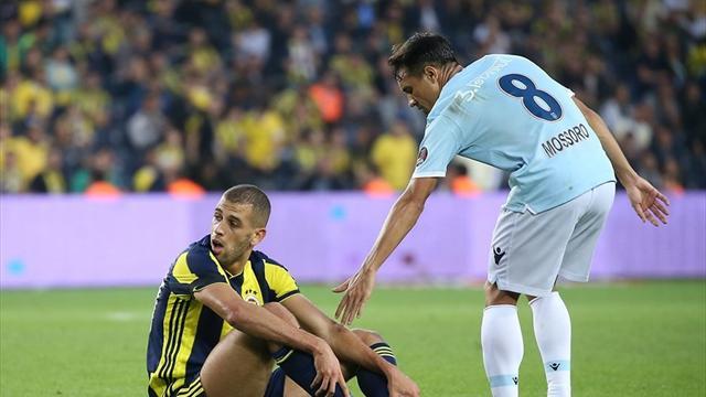 Fenerbahçe puan kayıplarını sürdürdü