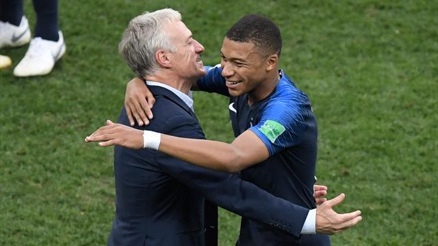 Deschamps : «Mbappé mériterait de gagner le Ballon d'Or… comme d'autres»