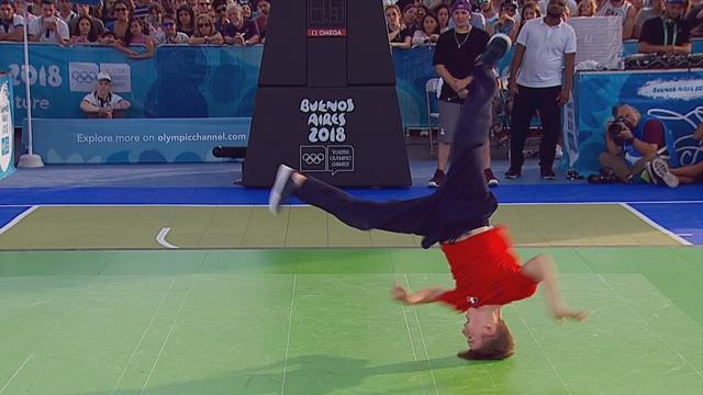 Воронежец стал первым олимпийским чемпионом побрейк-дансу