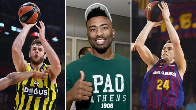 Eurosport partners EuroLeague Basketball and StubHub join forces