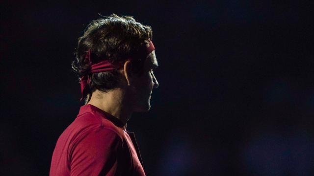 Tennis: ATP: Le Suisse Roger Federer en huitièmes de finale
