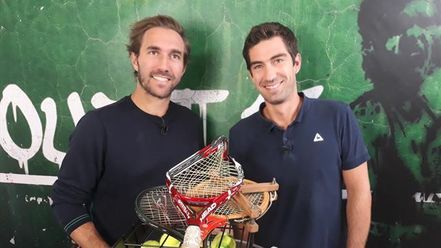 Djokovic, Nadal, Federer ou Del Potro : qui sera le prochain n°1 mondial ? Le débat de Court 17