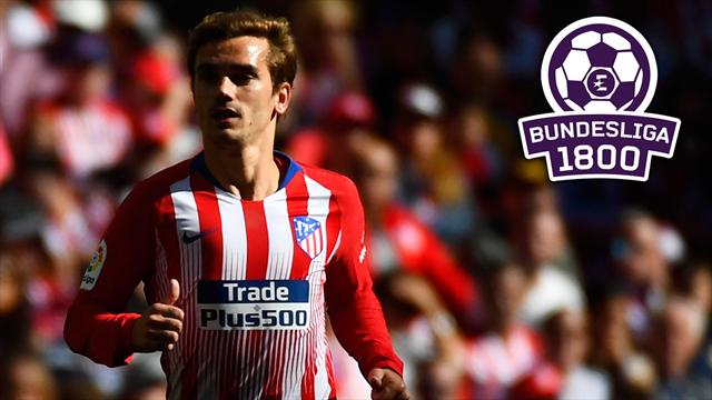 Image result for griezmann Bundesliga