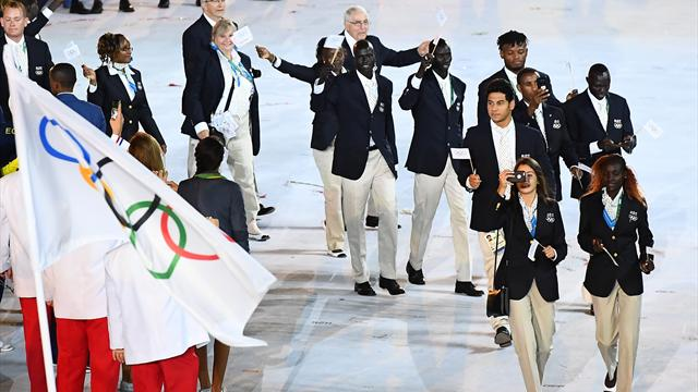 Refugee team to take part at Tokyo 2020 Olympics