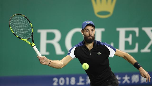 Tennis - ATP - Moscou - Moscou : Benoît Paire éliminé au deuxième tour