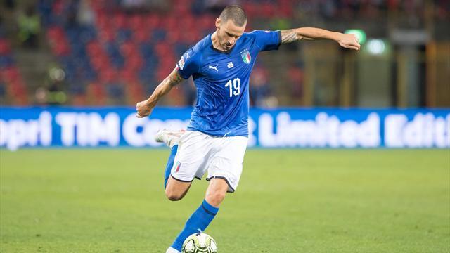 Il Messaggero, tackle di Bonucci: