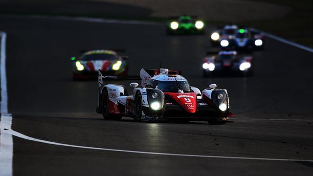 Fernando Alonso, a repetir victoria en las 6 Horas de Fuji, en exclusiva en Eurosport (04:00)