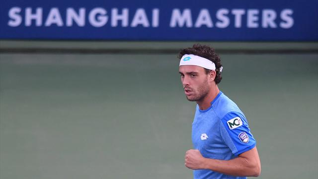 Che vittoria in battaglia per Cecchinato: Chung ko, è agli ottavi con Djokovic!