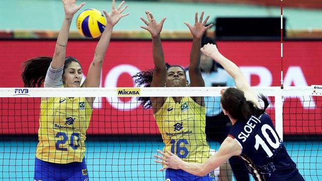 3-2. Brasil quiere apurar sus opciones de clasificación