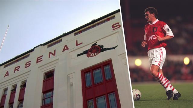Faxe tilbage på Highbury: Jeg kan stadig se stadionet for mig