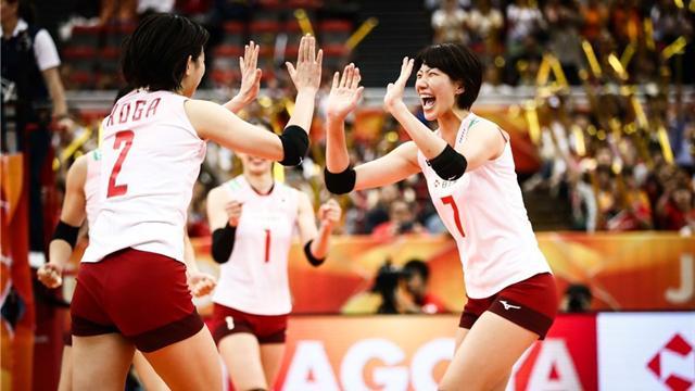 Mondiali di Volley, Serbia e Giappone nella Final Six dell'Italia