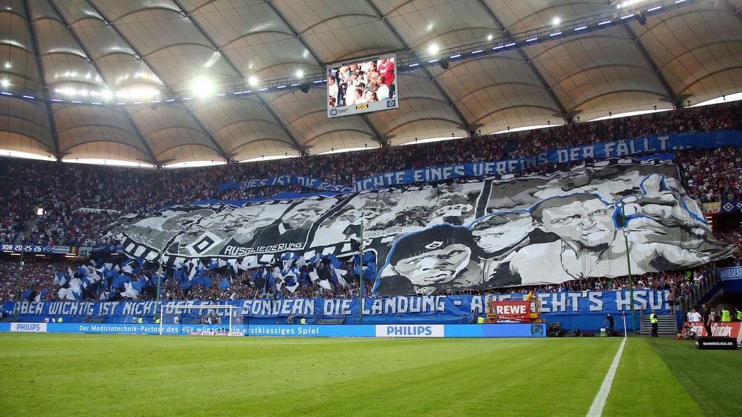 Fan Ranking 2 Liga Europaweit Spitze Hsv Auf Platz 1 2
