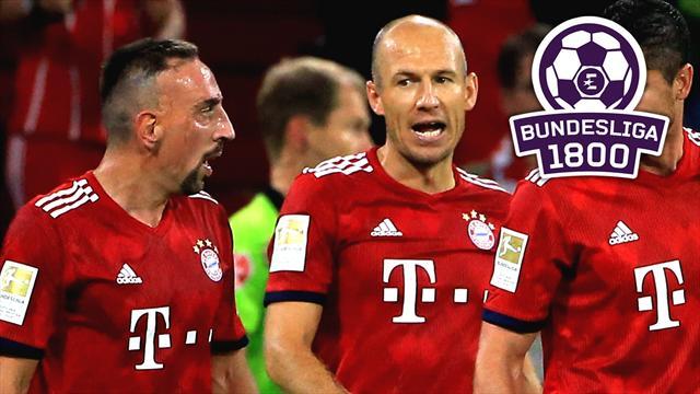 Bundesliga 1800 #30: Das sind die neuen Robberys beim FC Bayern