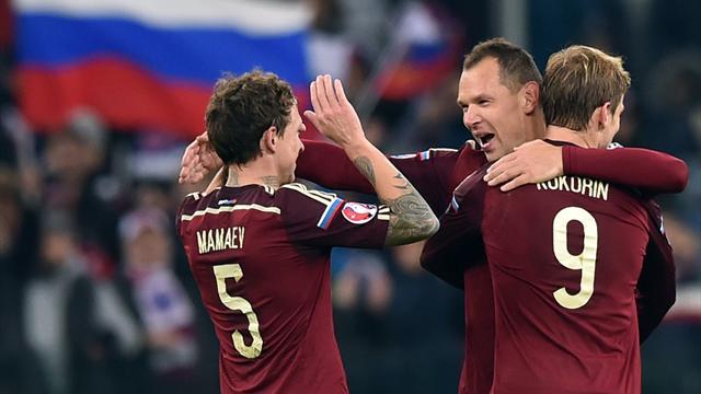 Mamaev et Kokorin en garde à vue, la ligue russe demande une suspension à vie
