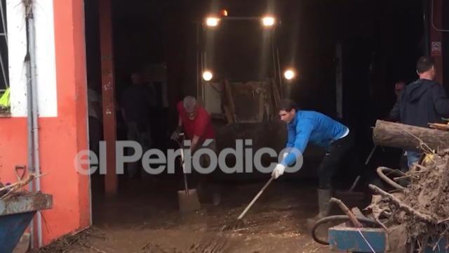 Nadal vient en aide à Majorque après les inondations