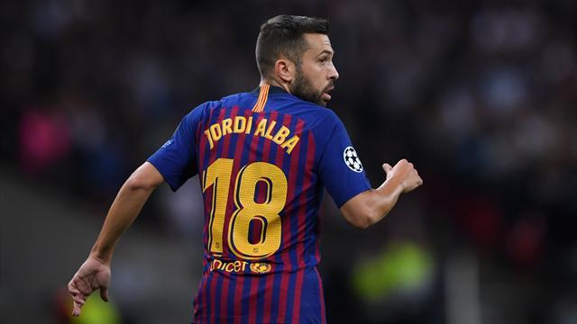 Альба: «Хочу остаться в «Барселоне», но клуб должен решить, продлевать ли мой контракт»