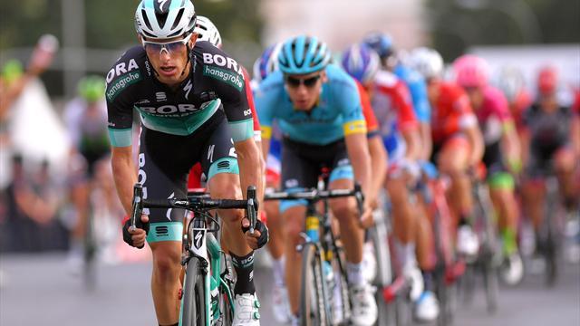 Vuelta 2019, Tappa 18: Colmenar Viejo a Becerril in Live Streaming su Eurosport 1 e Eurosport Player