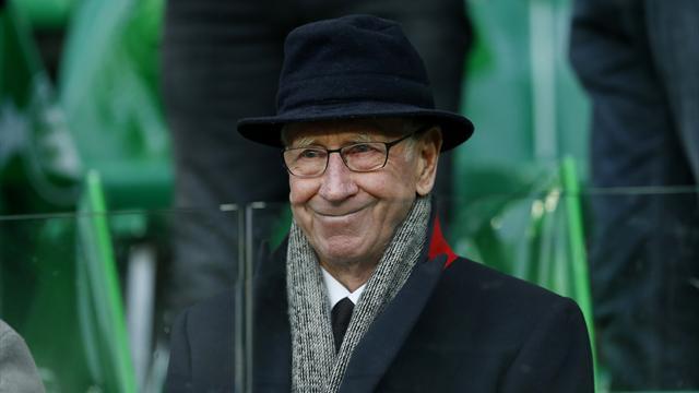 Bobby Charlton - en sann gentleman